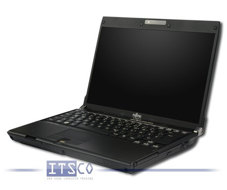 Notebook Fujitsu Lifebook P8020 Intel Core 2 Duo SU9400 2x 1.4GHz