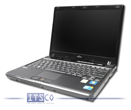 Notebook Fujitsu Lifebook P8110 Intel Core 2 Duo SU9600 2x 1.6GHz Centrino 2