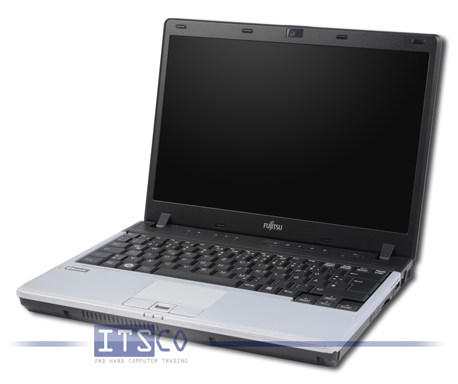 Notebook Fujitsu Lifebook P8110 Intel Core 2 Duo SU9600 2x 1.6GHz
