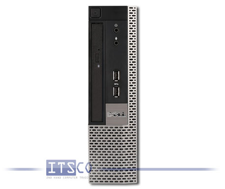 PC Dell OptiPlex 7010 USFF Intel Core i5-3570S 4x 3.1GHz