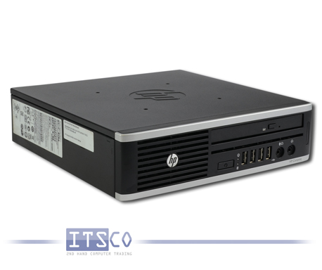 PC HP Compaq 8300 Elite USDT Intel Core i5-3470S vPro 4x 2.9GHz