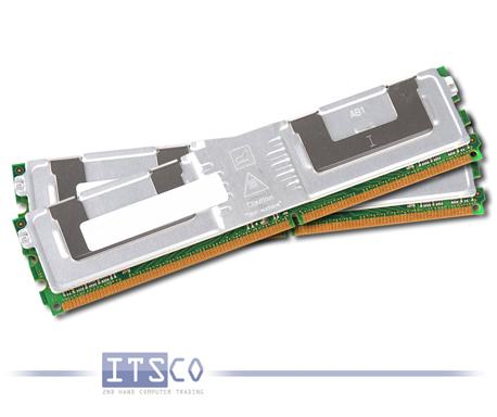 Speicher diverse Hersteller 4GB Kit (2x 2GB) PC2-5300F
