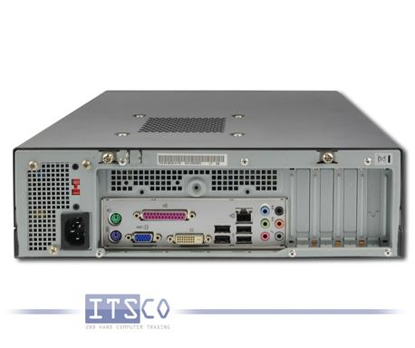 PC Hyundai iTMC Pentino Slim Foxconn Q45M Intel Pentium Dual-Core E5300 2x 2.6GHz