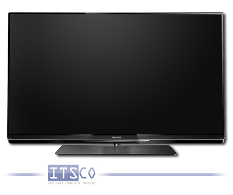 "55"" Smart-LED 3D Philips TV 55PFL6007K/12"