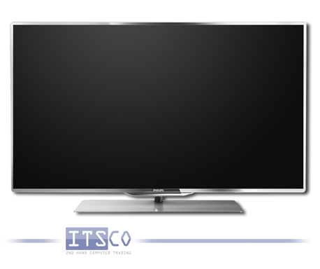 "55"" Smart-LED 3D Philips TV 55PFL7007K/12"