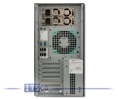 Server MaxDATA Platinum I M6 Intel Quad-Core E5310 4x 1.6GHz