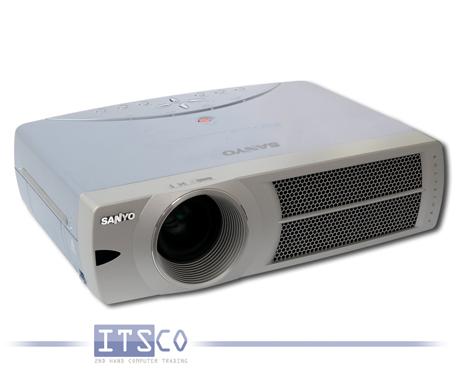 Beamer Sanyo PLC-XU37 LCD-Projektor 1024x768