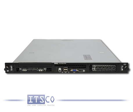 Server Dell PowerEdge R200 Intel Core 2 Duo E4500 2x 2.2GHz