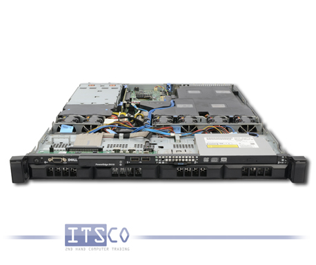 Server Dell PowerEdge R410 Intel Quad-Core Xeon E5504 4x 2GHz