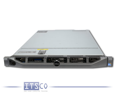 Server Dell PowerEdge R610 2x Intel Six-Core Xeon X5660 6x 2.8GHz