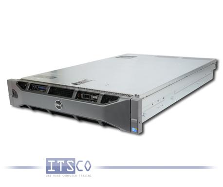 Server Dell PowerEdge R710 2x Intel Quad-Core Xeon E5630 4x 2.53GHz