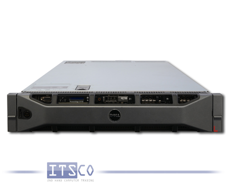 Server Dell PowerEdge R715 2x AMD Sixteen-Core Opteron 6376 16x 2.3GHz