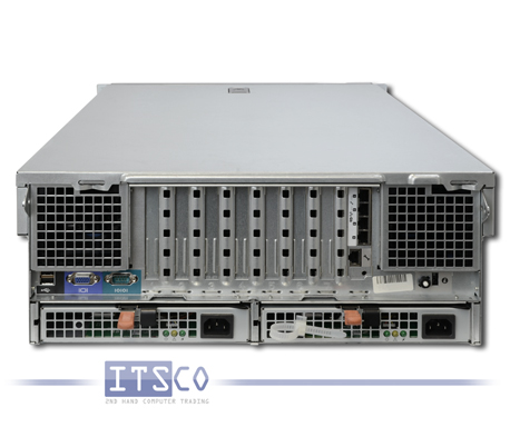 Server Dell PowerEdge R900 4x Intel Quad-Core Xeon E7340 4x 2.4GHz
