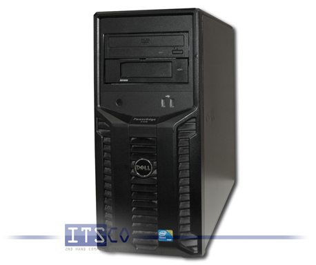 Server Dell PowerEdge T110 Intel Core i3-540 2x 3.06GHz