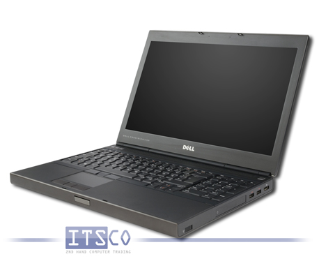 Notebook Dell Precision M4700 Intel Core i7-3740QM 4x 2.7GHz