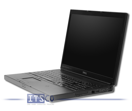 Notebook Dell Precision M6500 Intel Core i5-540M 2x 2.53GHz