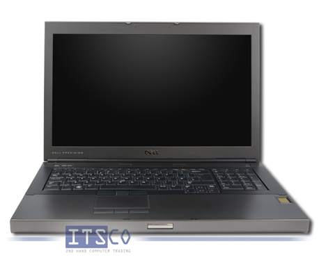 Notebook Dell Precision M6600 Intel Core i7-2640M 2x 2.8GHz
