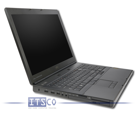 Notebook Dell Precision M6700 Intel Core i7-3720QM 4x 2.6GHz
