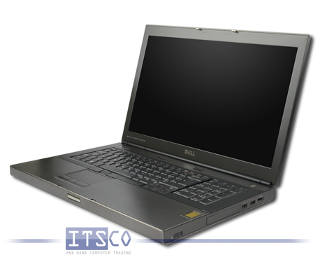Notebook Dell Precision M6800 Intel Core i7-4800MQ 4x 2.7GHz