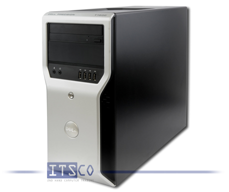 Workstation Dell Precision T1600 Intel Quad-Core Xeon E3-1225 4x 3.1GHz