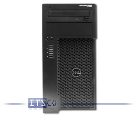Workstation Dell Precision T1650 Intel Quad-Core Xeon E3-1220 v2 4x 3.1GHz