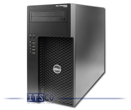 Workstation Dell Precision T1650 Intel Quad-Core Xeon E3-1225 v2 4x 3.2GHz