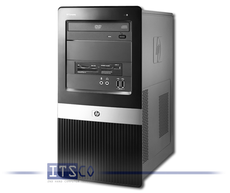 PC HP Compaq dx2420 MT Intel Pentium Dual-Core E5200 2x 2.5GHz