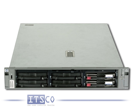 Server HP ProLiant DL385 G1 P/N: 382608-B21