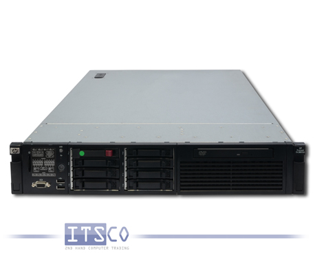 Server HP ProLiant DL380 G6 2x Quad-Core Xeon L5520 4x 2.26GHz