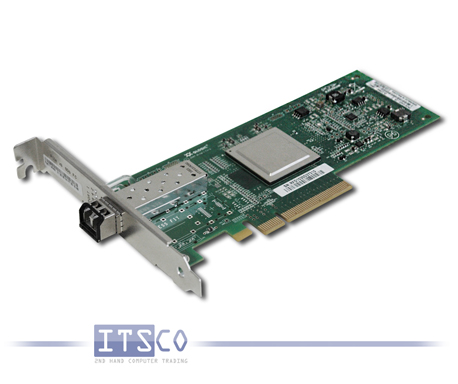 QLogic QLE2560 Single Port 8Gb Fibre Channel Host Bus Adapter
