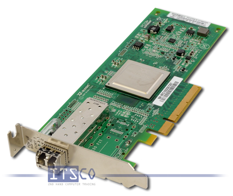Netzwerkkarte QLogic QLE2560 Single Port 8Gb Fibre Channel Host Bus Adapter