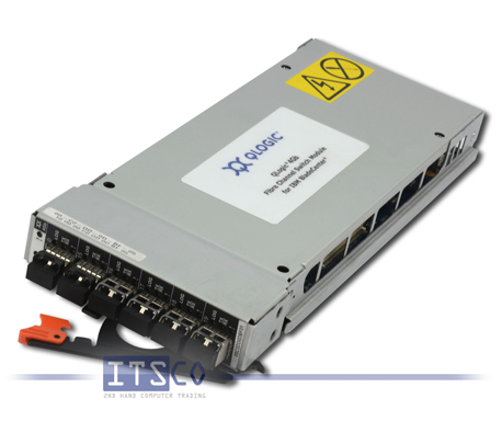 QLOGIC 6-Port Enterprise Fiber Channel Module