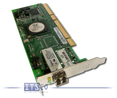 QLogic QLA2340 2-Gigabit Fibre Channel Halbe Höhe