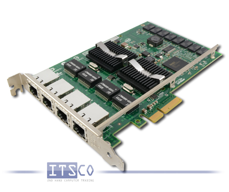 Netzwerkkarte Intel  PRO/1000 PT QUAD D47316-004