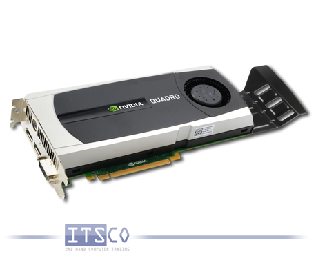 Grafikkarte NVIDIA Quadro 5000 PCIe x16