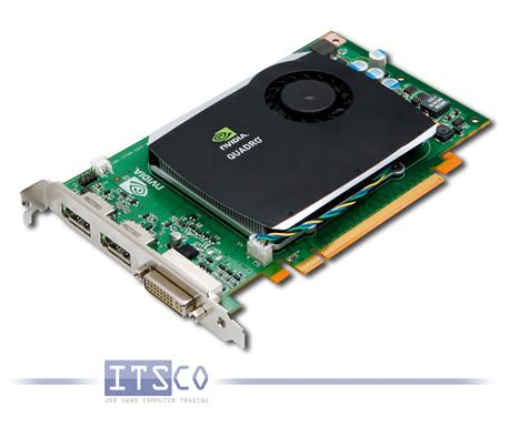 Grafikkarte HP NVIDIA Quadro FX 580