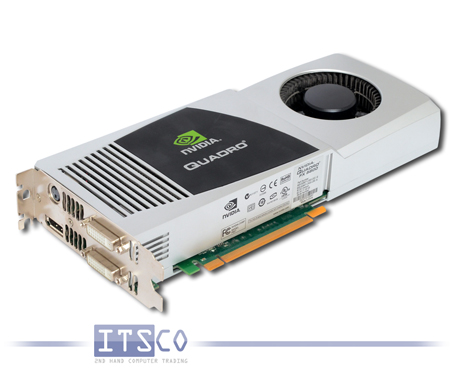 Grafikkarte NVIDIA Quadro FX 5800 PCIe x16