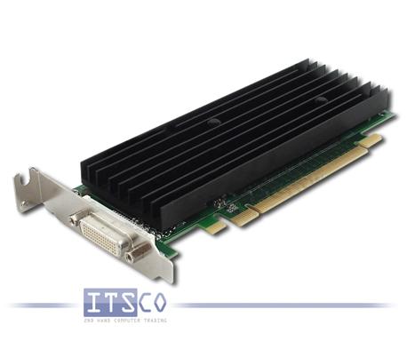 Grafikkarte NVidia Quadro NVS 290 PCI-Express x16 DMS-59