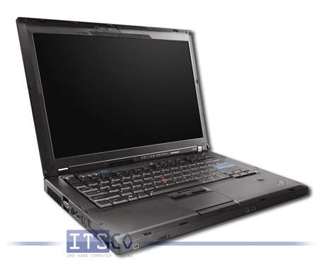 Notebook Lenovo ThinkPad R400 Intel Core 2 Duo P8600 2x 2.4GHz Centrino 2 7440
