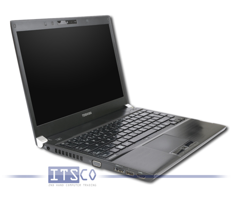 Notebook Toshiba Portégé R700 Intel Core i7-620M 2x 2.66GHz