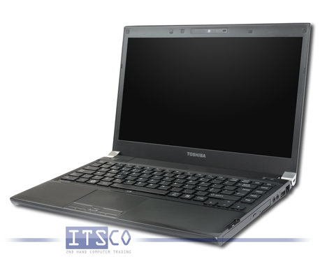 Notebook Toshiba Portégé R830 Intel Core i7-2620M 2x 2.7GHz