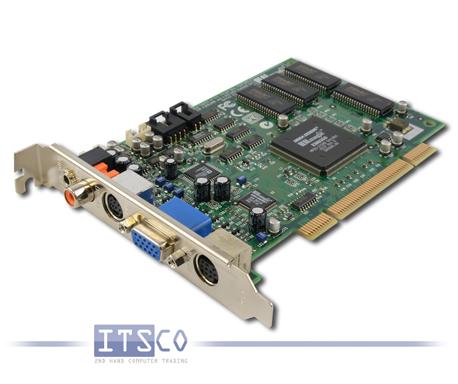 Videokarte MPEG-2/DVD Decoder Realmagic EM8300 PN 53-000519-11