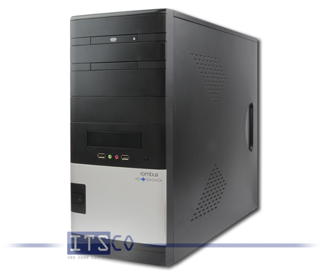 PC Rombus D3041-A Intel Dual-Core E3200 2x 2.4GHz