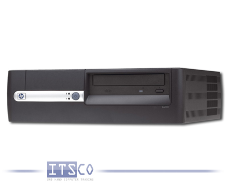 PC HP RP5000 DT Intel Pentium 4 2.8GHz