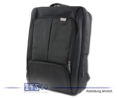 """Notebookrucksack Dicota BacPac Traveler schwarz bis 17.3"""" P/N: 30034"""