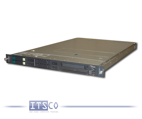 Server Fujitsu Siemens Primergy RX200 S4 2x Intel Quad-Core Xeon L5410 4x 2.33GHz