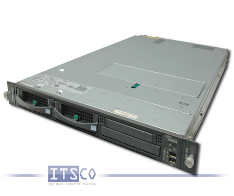 Server Fujitsu Siemens Primergy RX200 S4 2x Intel Quad-Core Xeon E5405 4x 2GHz