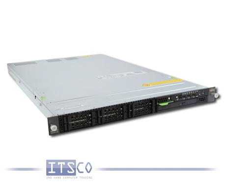 Server Fujitsu RX200 S6 2x Intel Quad-Core Xeon E5620 4x 2.4GHz