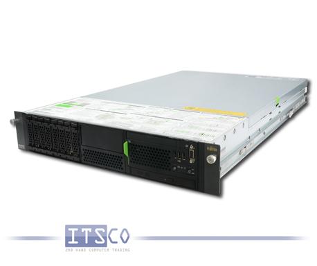 Server Fujitsu RX300 S5 2x Intel Quad-Core Xeon X5560 4x 2.8GHz