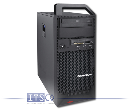 Workstation Lenovo ThinkStation S10 Intel Core 2 Duo E8400 2x 3GHz 6483